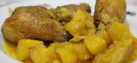 Pollo estilo Ñeñe