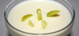Posset de limón