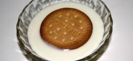 Natillas con galletas