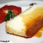Tocinillo de queso