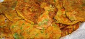 Tortitas de verduras