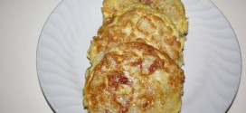 Tortilla de papas con bacon