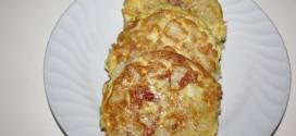 Tortilla de papas con bacon