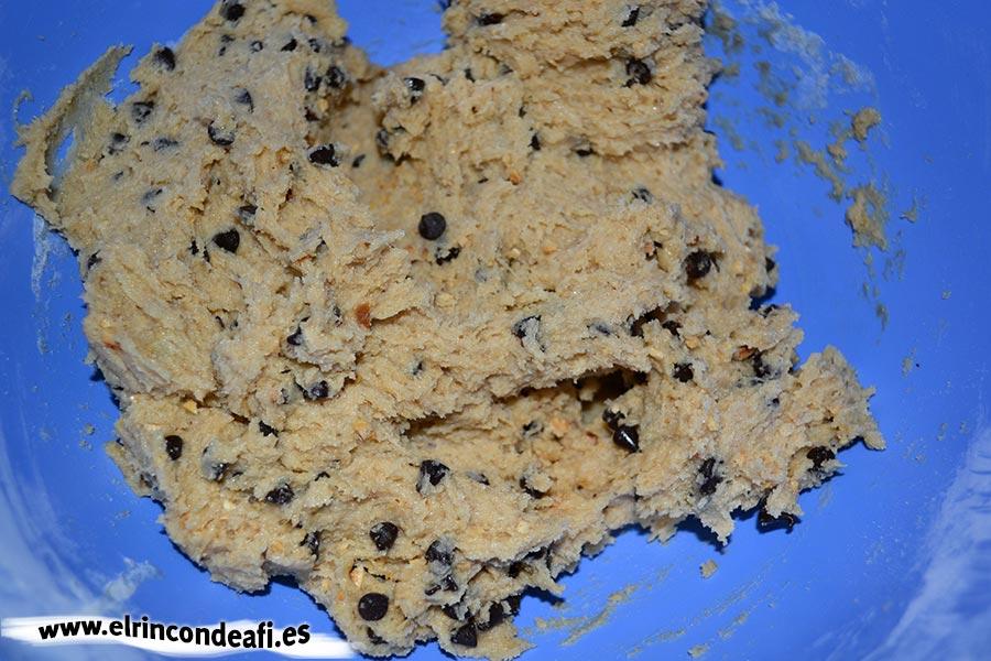 Cookies, seguimos mezclando