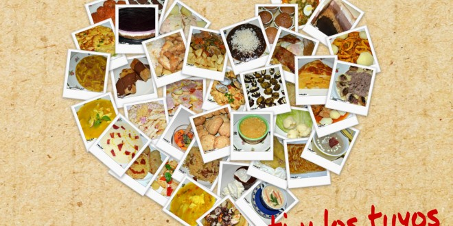 ¡300 recetas para ti y los tuyos!