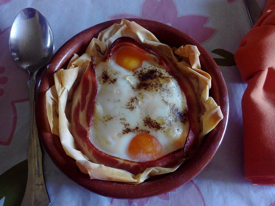 Amelia, desde Madrid, nos manda también una foto de su tartaleta