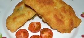 Pechuga rellena con espárragos trigueros y queso