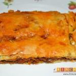 Empanada gallega de carne