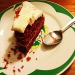 Tarta Red Velvet hecha por Irina, de Las Palmas