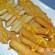 Mar y montaña de pollo y rabas de calamar, sugerencia de presentación