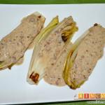 Endivias a la plancha con salsa Bagna Cauda