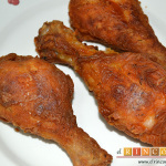 Pollo al estilo KFC (Kentucky Fried Chicken)