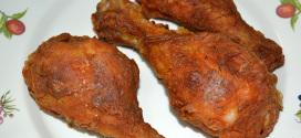 Pollo al estilo KFC (Kentucky Fried Chicken)