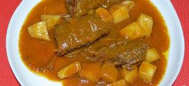 Carne guisada a la gallega