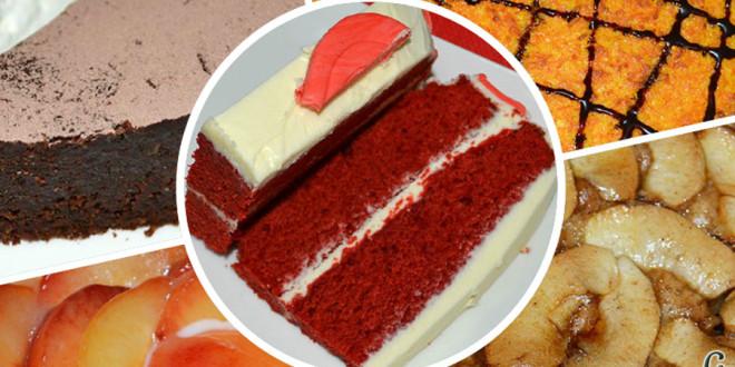 Collage día internacional de la tarta