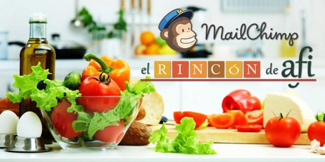 El Rincón de Afi y Mailchimp