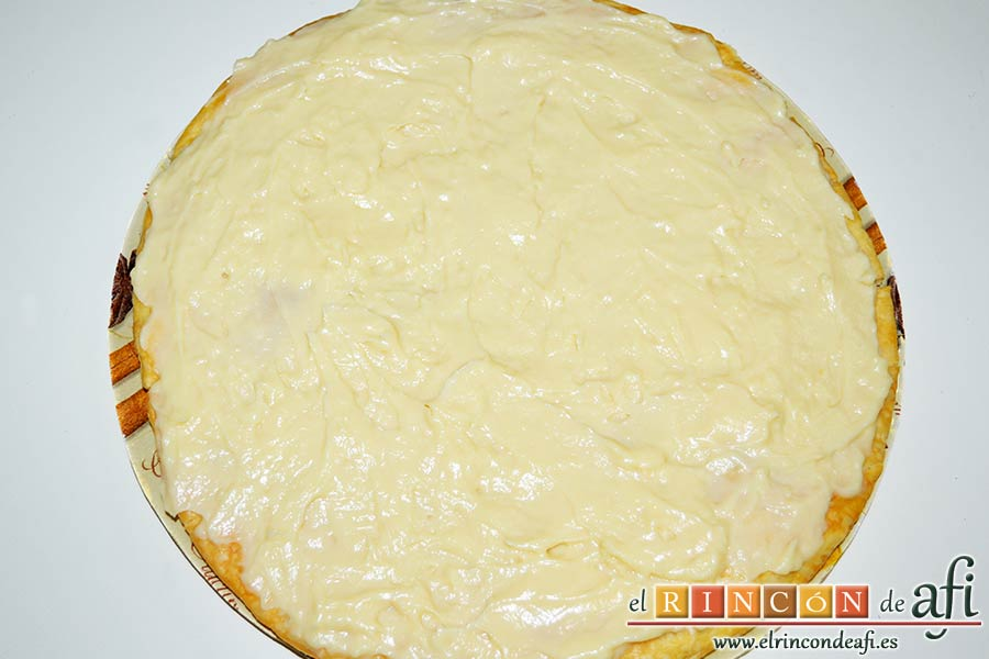 Crema pastelera al microondas
