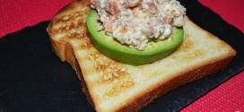 Rilletes de salmón marinado a la mostaza