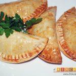 Empanadillas de carne horneadas