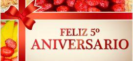 5 aniversario de El Rincón de Afi