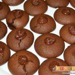 Nutellotti o galletas de Nutella