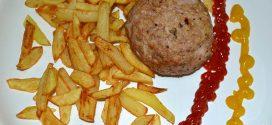 Frikadellen, hamburguesas alemanas especiadas