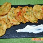 Tortillitas de gambones