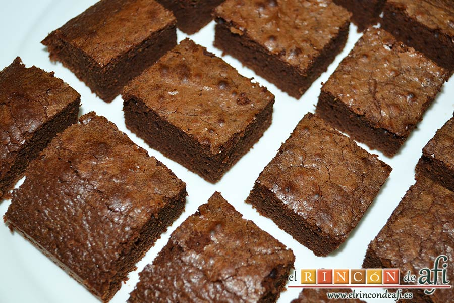 Brownie De Tres Ingredientes
