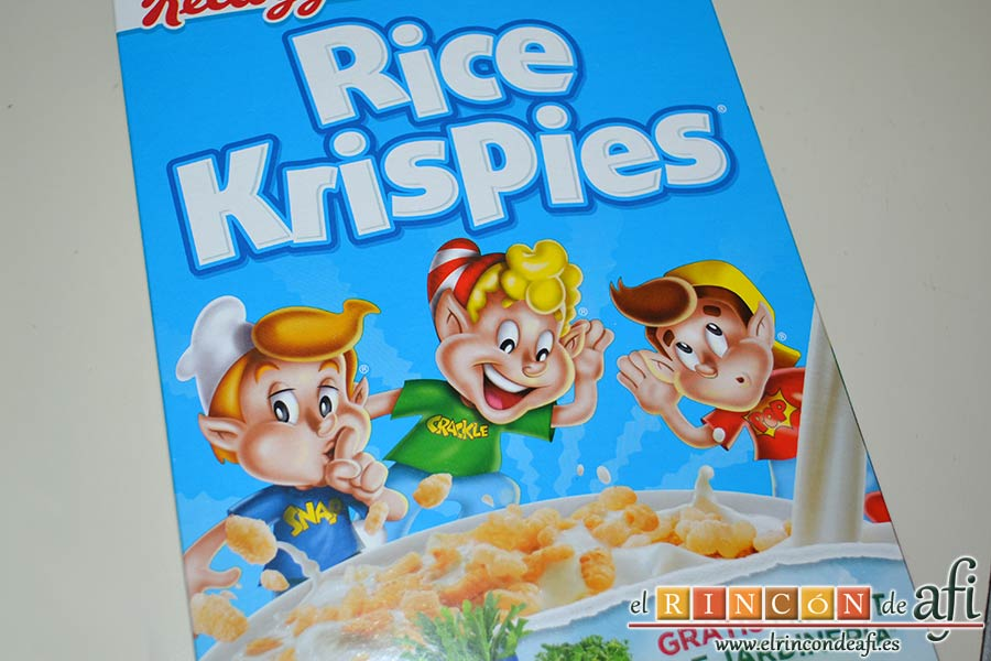 Fingers de pollo rebozados con cereales, preparar los cereales