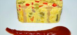 Plumcake de verduras