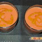 Gazpacho de tomates y sandía