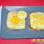 Croque-monsieur y Croque-madame