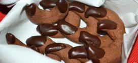 Cuernecitos de vainilla y chocolate