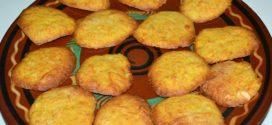 Galletas de zanahoria con almendras