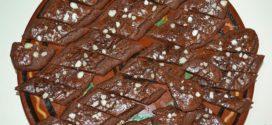 Galletas de mantequilla al chocolate o besos de chocolate