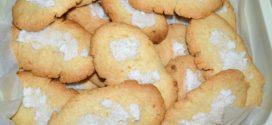 Pastas de almendra de Robledo del Mazo