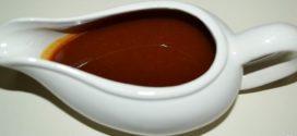 Toffee o salsa de caramelo con nata