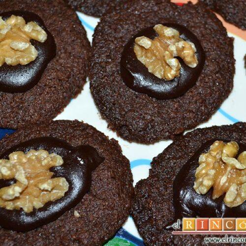 Biscuits afganos o Afghan biscuits